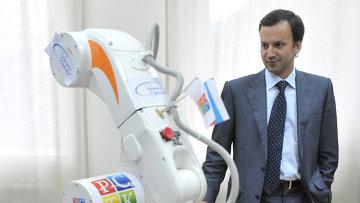 Чемпионат роботов в Москве