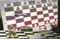 Шахматы и война